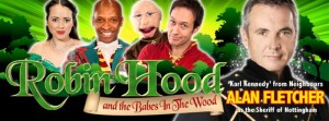 Robin Hood, Grove