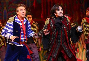 Peter Pan at Milton Keynes Theatre - Christmas 2014
