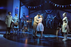 Bill Kenwright production of SAVE THE LAST DANCE FOR ME by Laurence Marks and Maurice Gran directed by Bill Kenwright and Keith Strachan