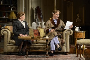 Theatre Royal Bath June 2016 Dress Rehearsal Present Laughter by Noel Coward Directed by Stephen Unwin Designer Simon Higlett Lighting Designer Paul Pyant Samuel West/Garry Essendine Phyllis Logan/Monica Reed Daisy Boulton/Daphne Stillington Martin Hancock/Fred Rebecca Johnson/Liz Essedine Sally Tatum/Miss Erikson Toby Longworth/Henry Lyppiatt Zoe Boyle/Joanne Lyppiatt Jason Morell/Morris Dixon Elizabeth Holland/Lady Saltbury Patrick Walshe McBride/Ronald Maule ©NOBBY CLARK +44(0)7941-515770 +44(0)20-7274-2105 nobby@nobbyclark.co.uk